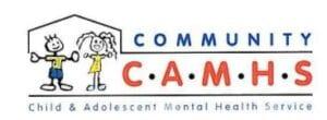 Community CAHMS Logo